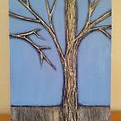 Silver Tree by jenbaglin