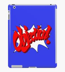 Objection! iPad Case/Skin