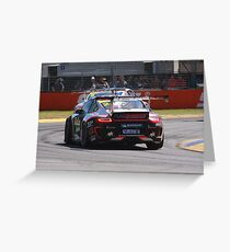 2013 Clipsal 500 Day 2 Carrera Cup Greeting Card