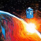 Time Travel Tardis by jerasky