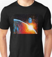 Time Travel Tardis Unisex T-Shirt