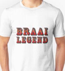 BRAAI LEGEND Unisex T-Shirt