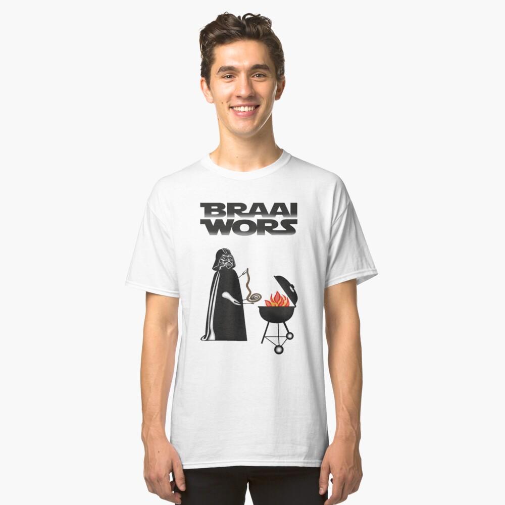 BRAAI WORS Classic T-Shirt Front