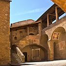 Museum in San Gimignano by vivsworld