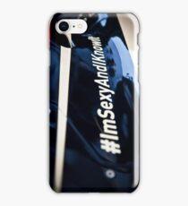 #iamsexyandiknowit Kimi Räikkönen Lotus F1 Team iPhone Case/Skin