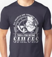 PROUD TO BE A SAILOR Unisex T-Shirt