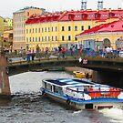 Venice of the North - Vaporetto by M-EK