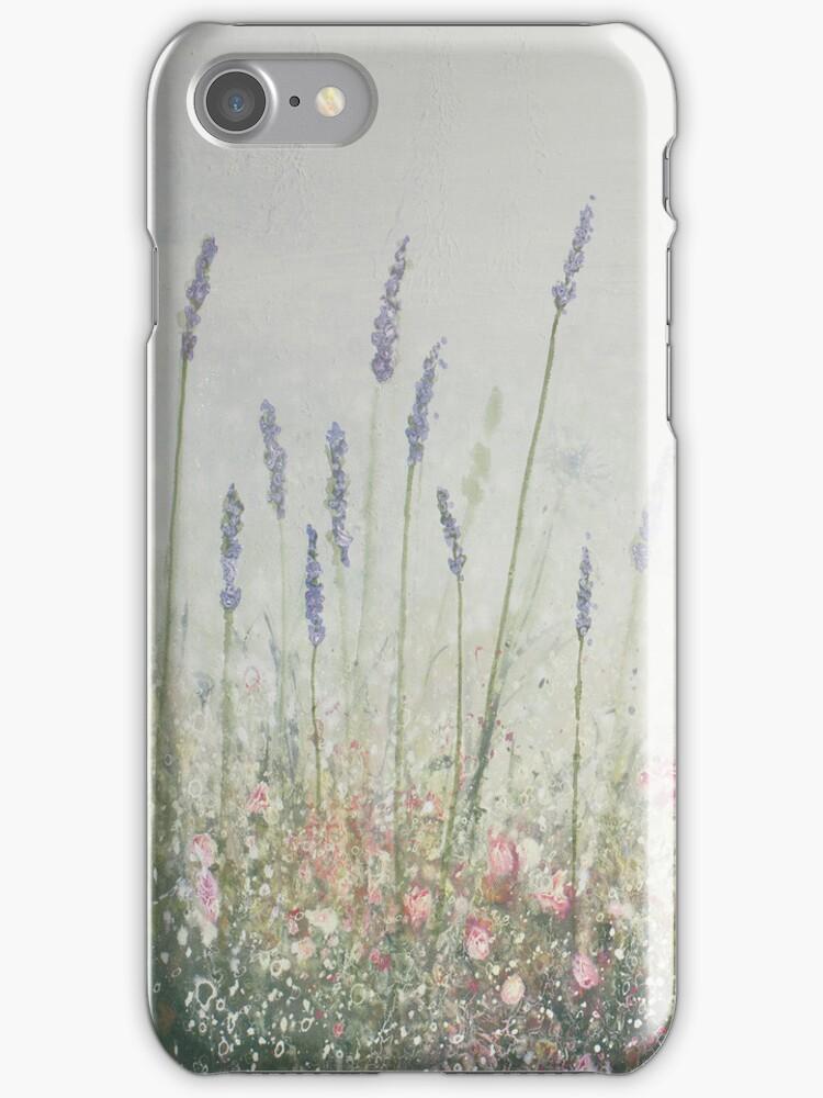 Lavender Mist 2 by izumiomoriart