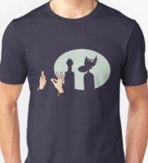 Mystery Silhouette Theater 3000 T-Shirt