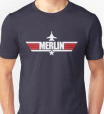 Custom Top Gun Style - Merlin T-Shirt