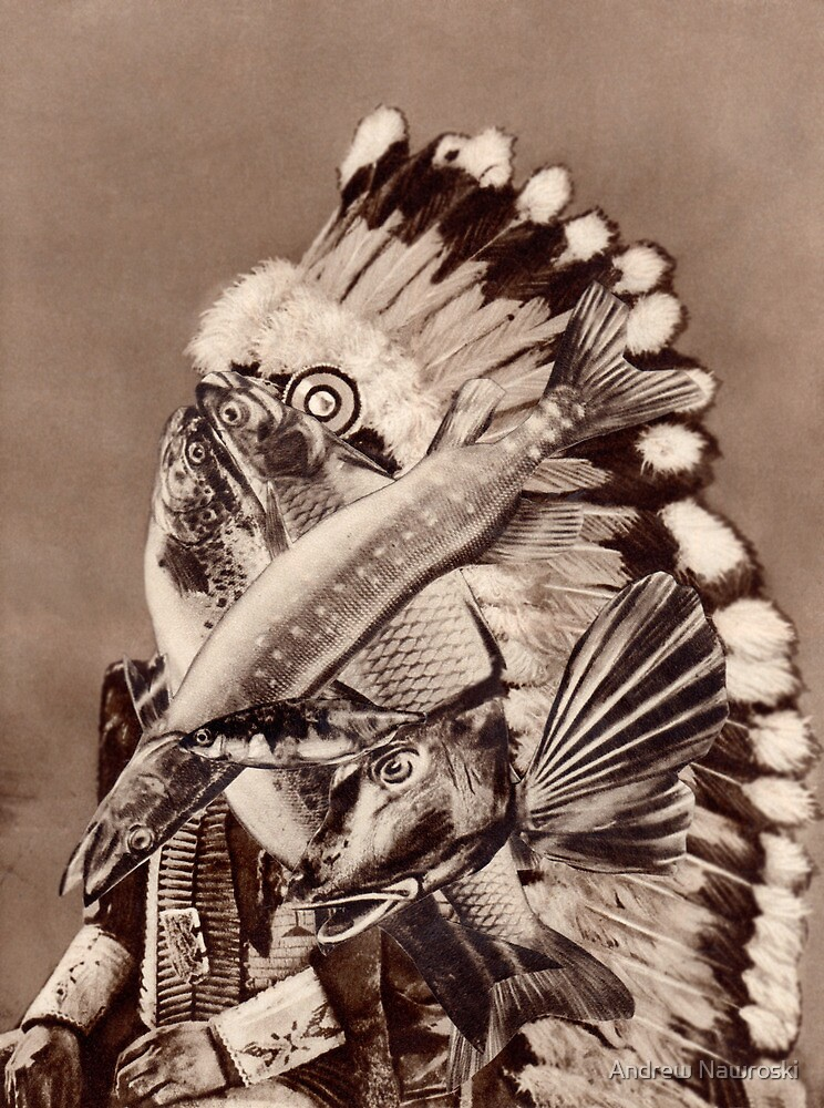 River Chief. by Andy Nawroski