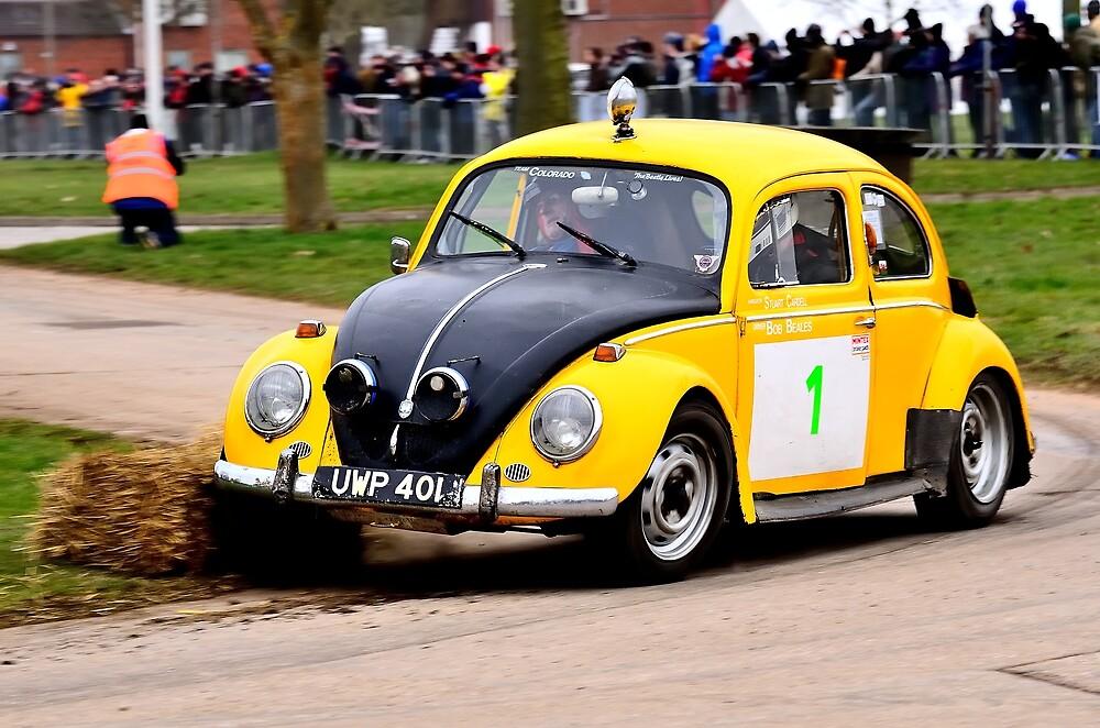 Vollswagen Beetle by Willie Jackson