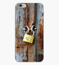 Padlock iPhone Case