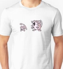 Rattata evolution  T-Shirt
