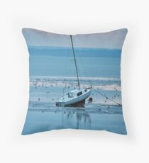 Crows Nest Throw Pillow
