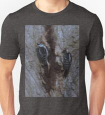 These Two Woodpeckers Pentax (X-5) 16 Megapixels Unisex T-Shirt