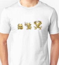 Abra evolutions Unisex T-Shirt