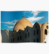 Coptic Church Poster