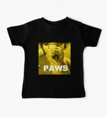 PAWS Baby Tee