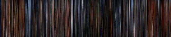 The Muppet Christmas Carol (1992) Movie Barcode by alireid