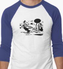 pulp fiction: jules Men's Baseball ¾ T-Shirt
