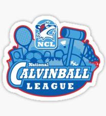 National Calvinball League Sticker