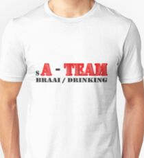 SOUTH AFRICAN A - TEAM Unisex T-Shirt
