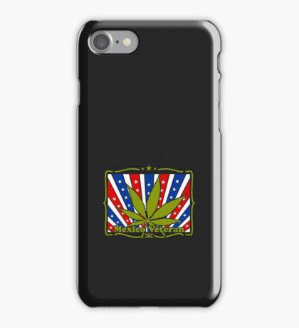 Mexico Veteran VRS2 iPhone Case/Skin