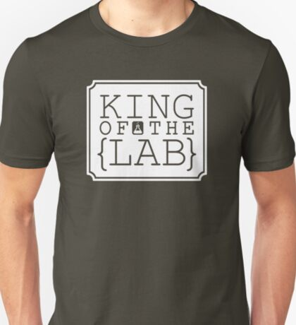 King of the Lab VRS2 T-Shirt