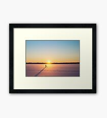 Good Day Sunshine Framed Print