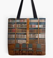 Collected Intelligence Tote Bag