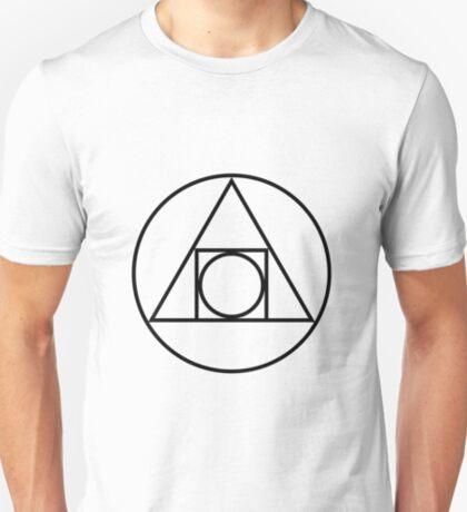 Squared Circle T-Shirt