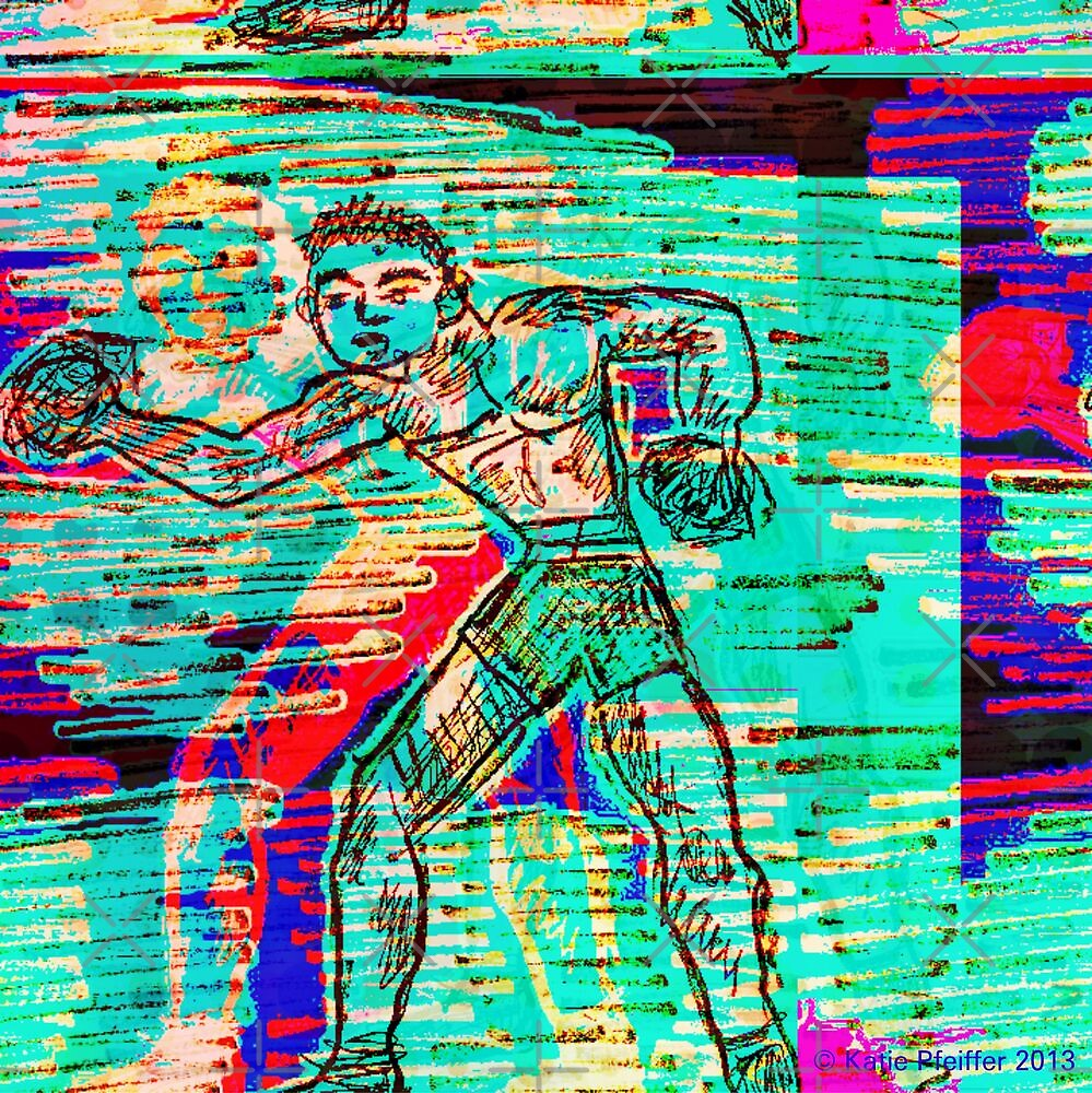 The Boxer by Kater