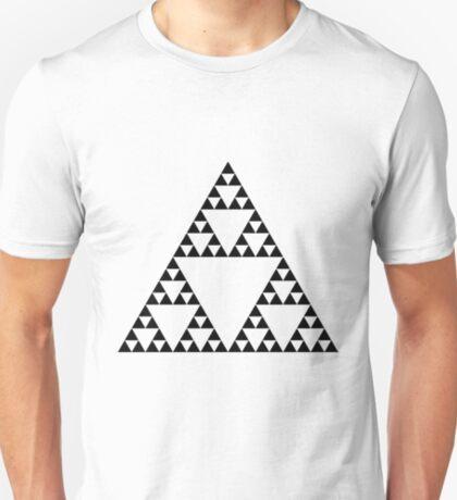 Sierpinski Triangle T-Shirt