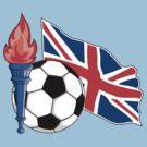 British Soccer by SportsT-Shirts