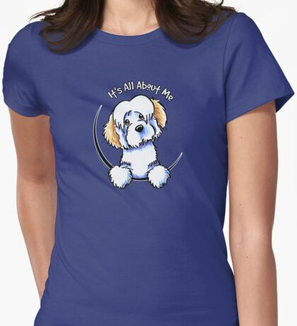 White Piebald Havanese :: Its All About Me T-Shirt