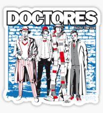 DOCTORES Sticker
