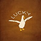 Lucky Duck by Michael Beddall
