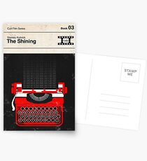 The Shining Modernist Book Cover Series  Postcards