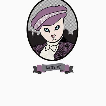 Lady Vi by ressamac