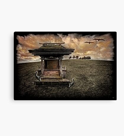 Dreaming In Pelican Canvas Print