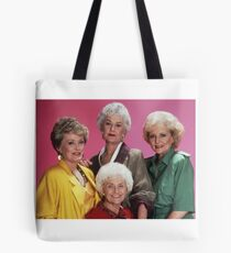 Klassische goldene Mädchen Tote Bag