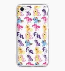 MLP:FiM Mane 6 iPhone Case/Skin