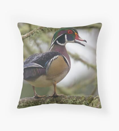 Hola, Julita! Throw Pillow