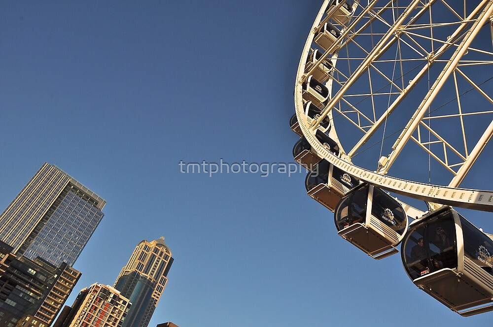 The Wheel by tmtphotography
