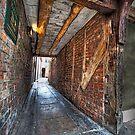 15th century doorway by Beverly Cash