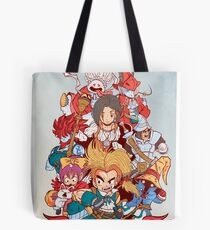 Fantasy Quest IX Tote Bag