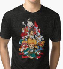 Fantasy Quest IX Tri-blend T-Shirt