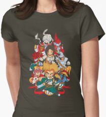 Fantasy Quest IX Women's Fitted T-Shirt