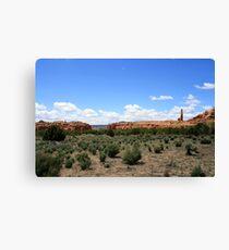 Kodachrome State Park,Utah Canvas Print